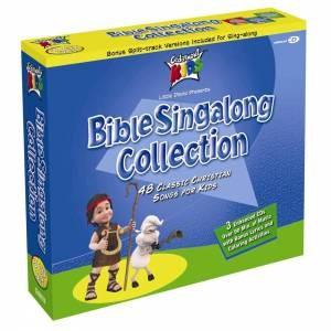 Kids Classics: Bible Singalong Collection CD (CD-Audio)