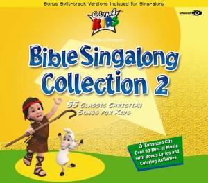Kids Classics: Bible Singalong Collection 2 CD (CD-Audio)