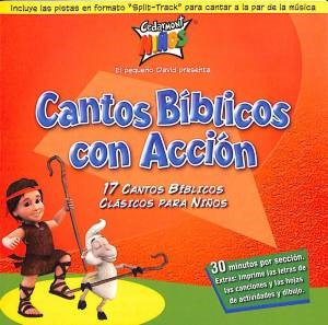 Kids Classics: Cantos Biblicos Con Accion (Action Bible Song (CD-Audio)