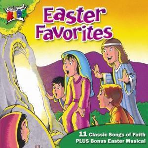 Kids Classics: Easter Favourites Cd- Audio (CD-Audio)