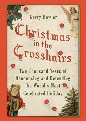 Christmas in the Crosshairs (Hard Cover)