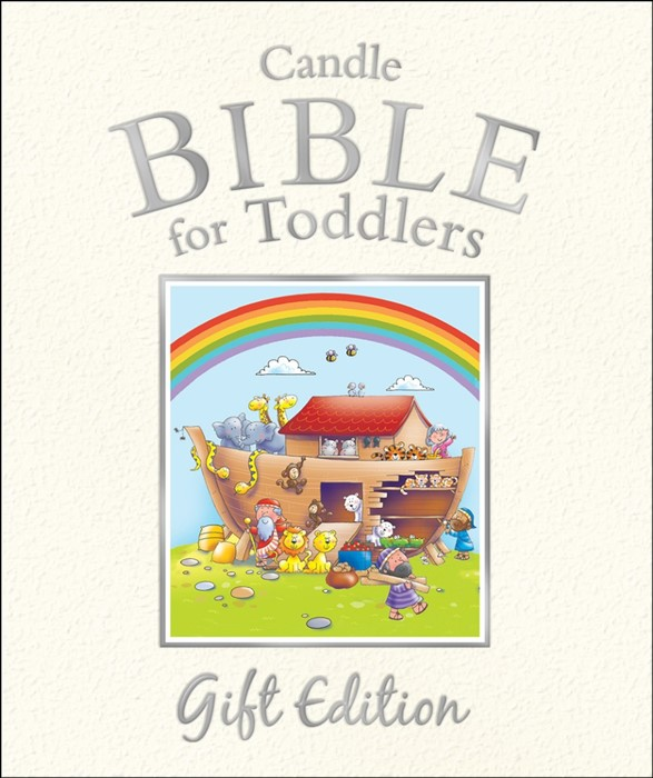 Candle Bible For Toddlers (Hard Cover)