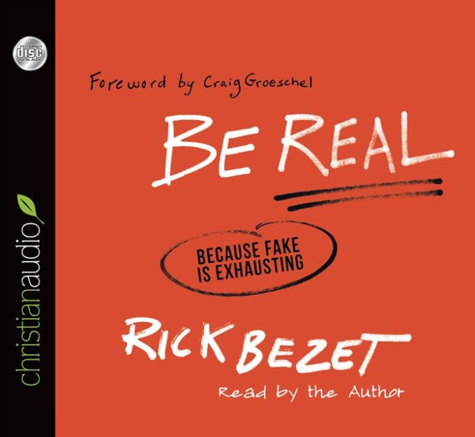 Be Real (CD-Audio)