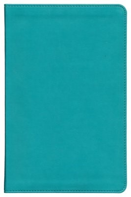 ESV Student Study Bible Trutone, Turquoise (Imitation Leather)
