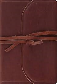 Esv Student Study Bible (Brown, Flap With Strap) (Leather Binding)