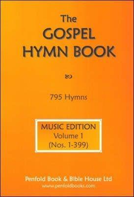 Gospel Hymn Book Music Ed Vol 1 & 2 Spiral (Paper Back)