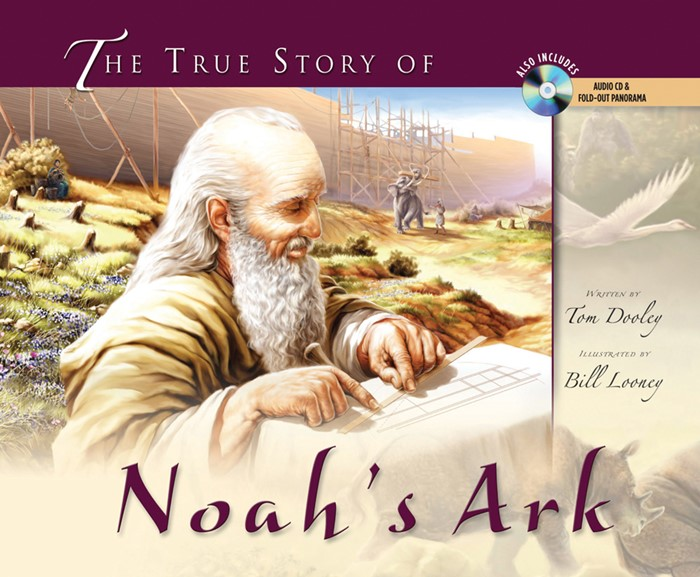 The True Story Of Noah'S Ark (Hard Cover)