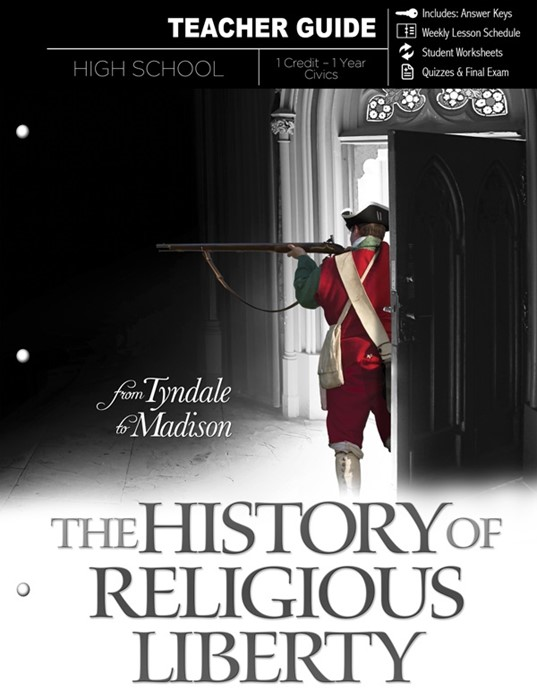 History Of Religious Liberty, The (Teacher Guide) (Paper Back)