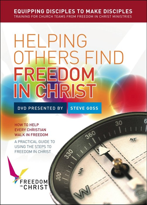 Helping Others Find Freedom In Christ (DVD)