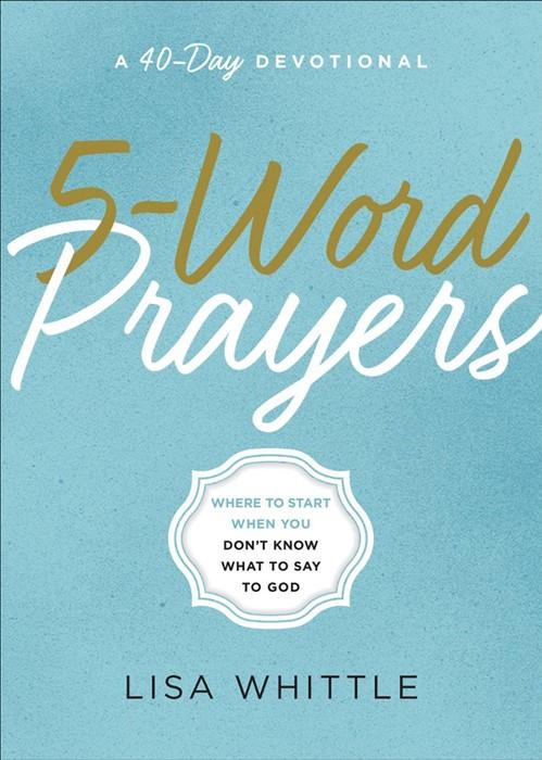 5-Word Prayers (Paper Back)