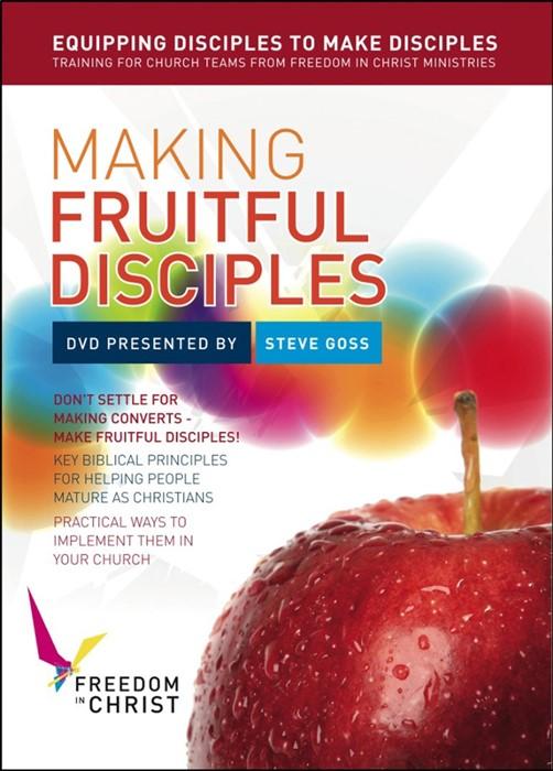 Making Fruitful Disciples (DVD)