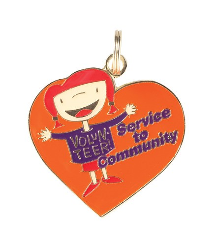 FaithWeaver Friends Elementary Service to Community Key (General Merchandise)