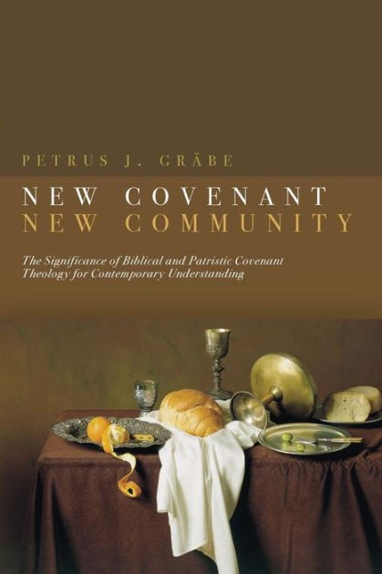 New Covenant, New Community (Paperback)