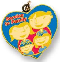 FaithWeaver Friends Elementary Service to Family Key (General Merchandise)