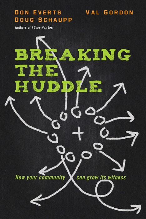 Breaking The Huddle (Paperback)