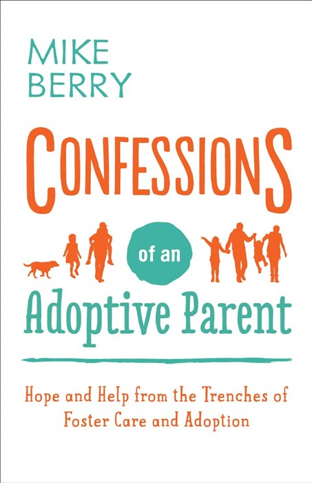 Confessions Of An Adoptive Parent (Paper Back)