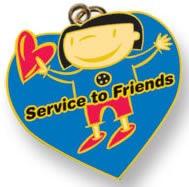 FaithWeaver Friends Elementary Service to Friends Key (General Merchandise)