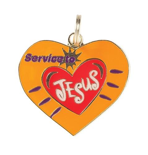 FaithWeaver Friends Elementary Service to Jesus Key (General Merchandise)
