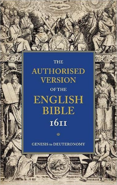 Authorised Version Of The English Bible 1611 5 Volume Set (Paperback)