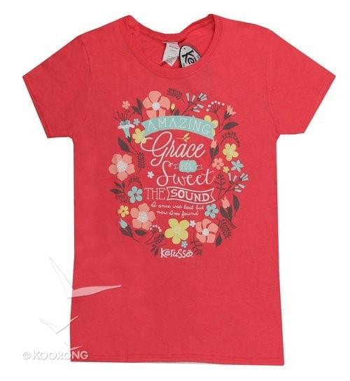 T-Shirt Missy Grace Large