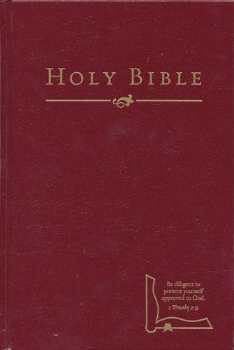 Hcsb Drill Bible (Small Edition, Burgundy Hardcover) (Hard Cover)