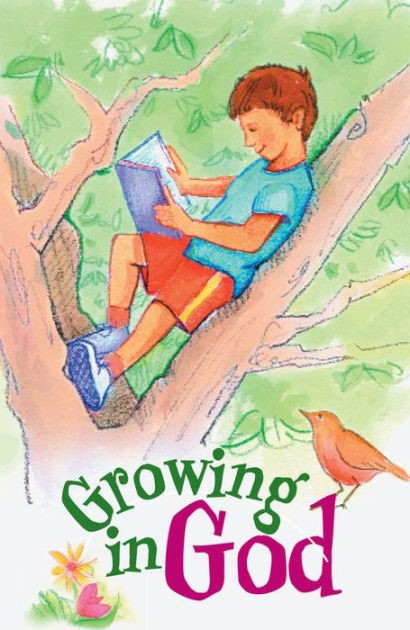 Growing in God (Pack of 10) (Booklet)