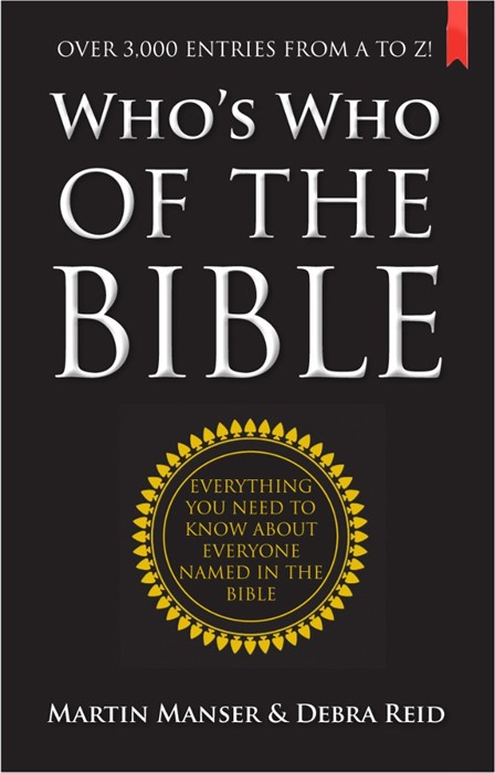 Who's Who of the Bible (Paperback)
