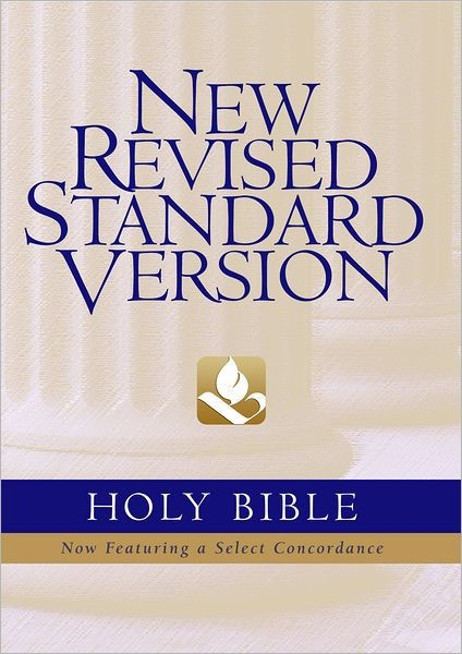 New Revised Standard Version Bible Leather Bound (Leather Binding)