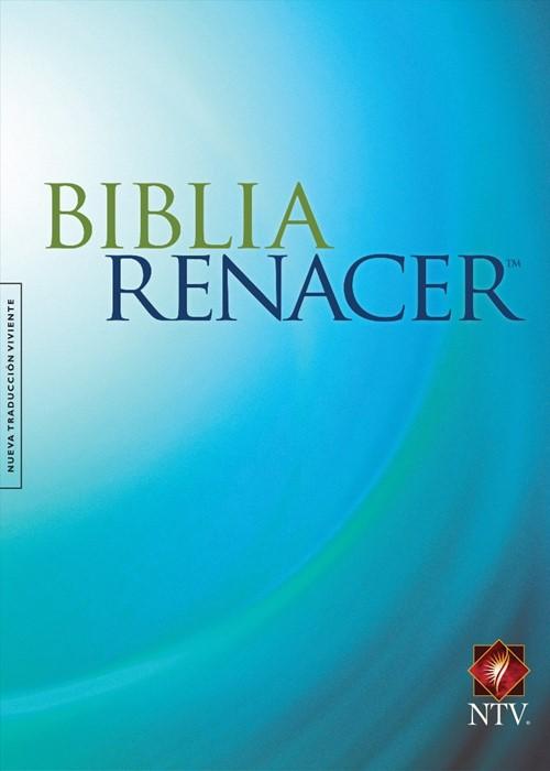 NTV Biblia Renacer (Hard Cover)