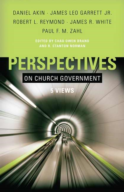 Perspectives On Church Government (Paper Back)