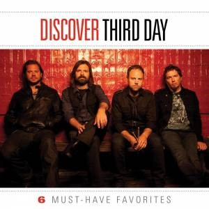 Discover Third Day Cd- Audio (CD-Audio)