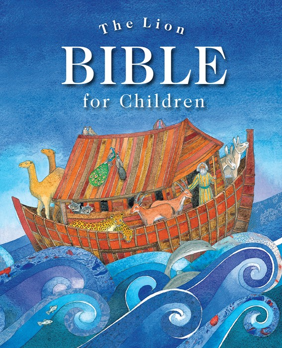 The Lion Bible for Children (Hard Cover)