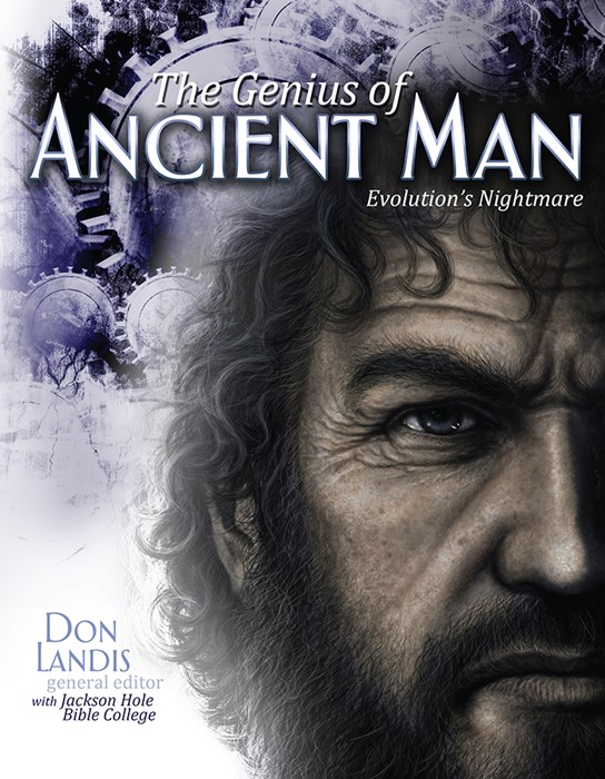 The Genius Of Ancient Man (Hard Cover)