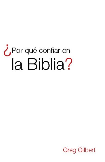 Why Trust The Bible? (Spanish, Pack Of 25) (Tracts)