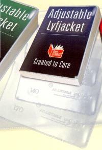 Adjustable Lyfejacket Size 196L