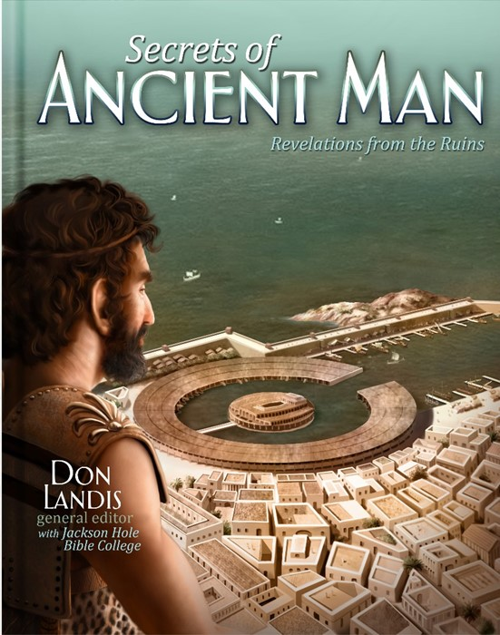 Secrets Of Ancient Man (Hard Cover)