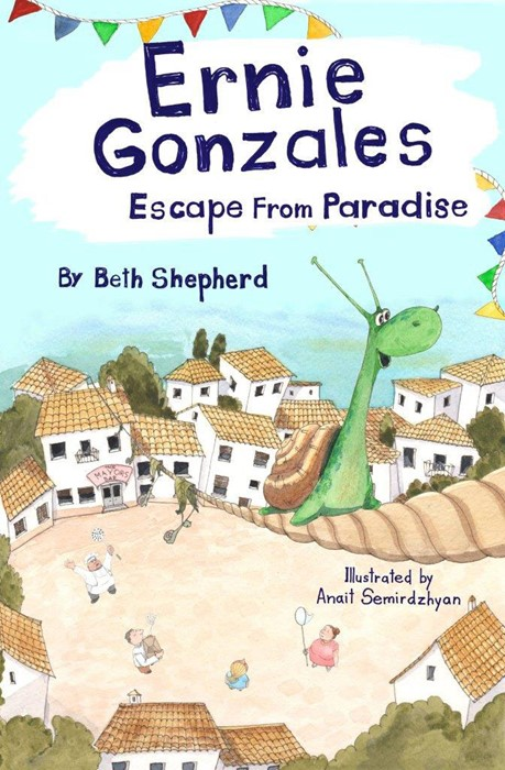 Ernie Gonzales: Escape From Paradise (Paperback)