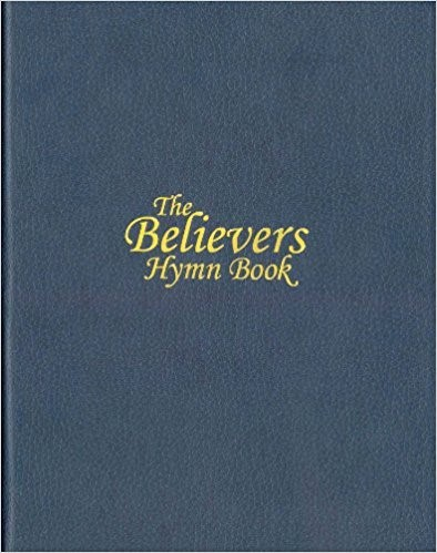 Believer's Hymn Book Music Edition Spiral (Spiral Bound)