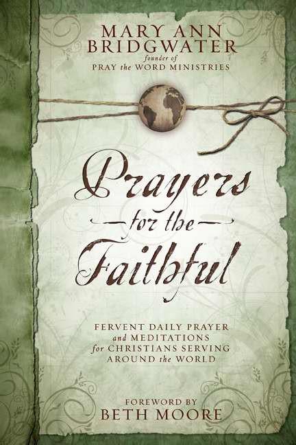 Prayers For The Faithful (Hard Cover)