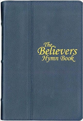Believer's Hymn Book Music Edition Soft Dura (Imitation Leather)