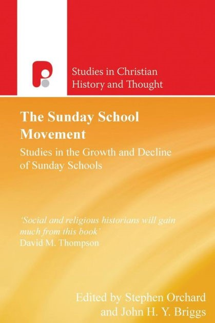 The Sunday School Movement (Paper Back)