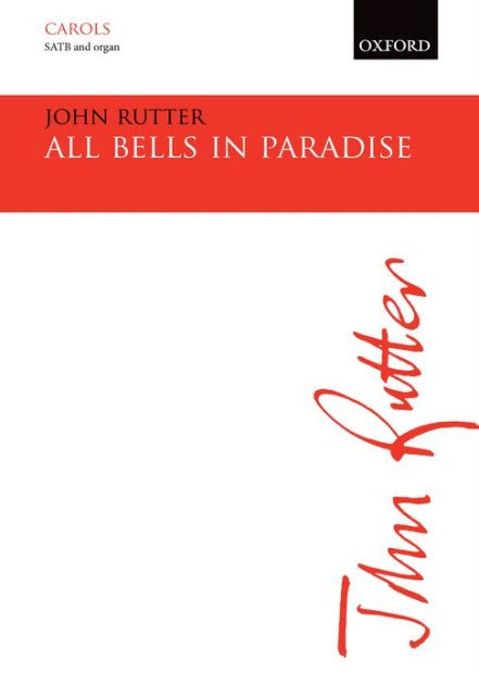 All Bells in Paradise : Vocal Score (Sheet Music)