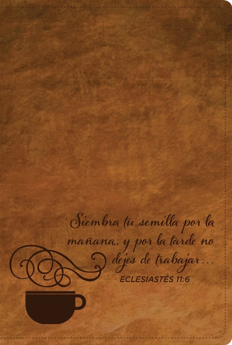 Santa Biblia NTV, Edición compacta, Café latté (Imitation Leather)