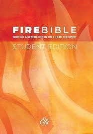 ESV Fire Bible Student Edition (Hard Cover)