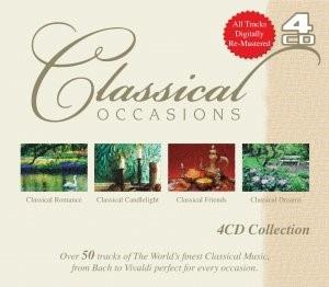 Classical Occasions 4CD (CD-Audio)