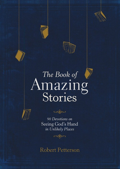 The Book of Amazing Stories (Hard Cover)