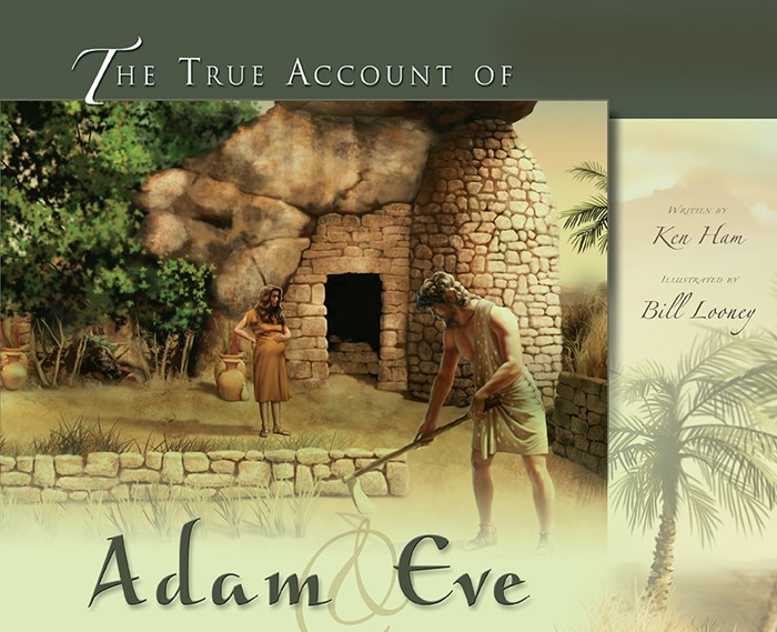 The True Account Of Adam And Eve (Hard Cover)