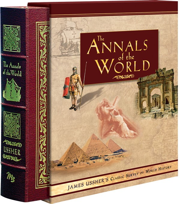 Annals Of The World (Hard Cover)