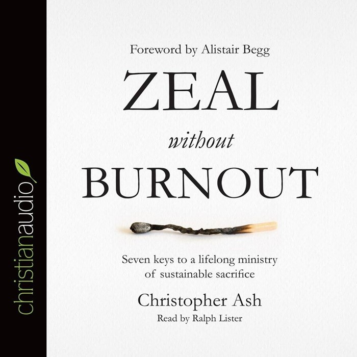 Zeal Without Burnout Audio Book (CD-Audio)