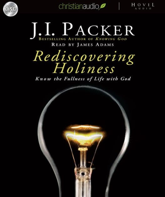 Rediscovering Holiness (CD-Audio)